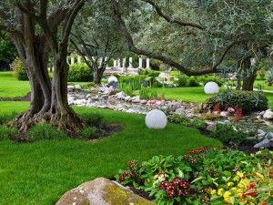 construcción de jardines